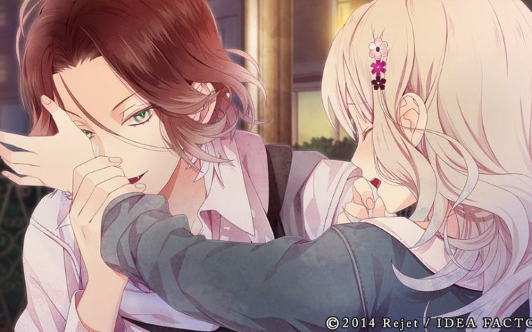 TOP 10 Playboy/womanizer in otome games