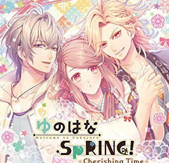 Yunohana Spring Cherishing Time