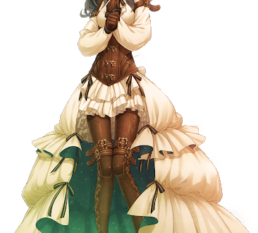 My TOP10 otome games heroine's clothes!