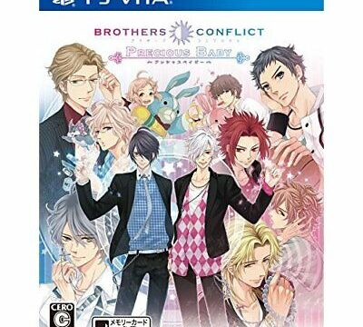 TOP10 otome games I'd like to live in